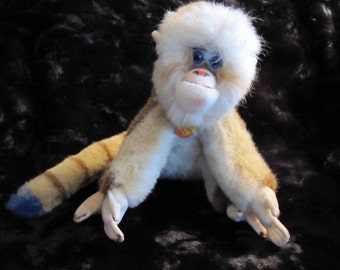"Steiff Mohair ""Mungo"" monkey"