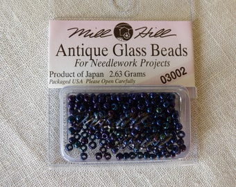 Mill Hill Glass Beads 03002 Antique bead
