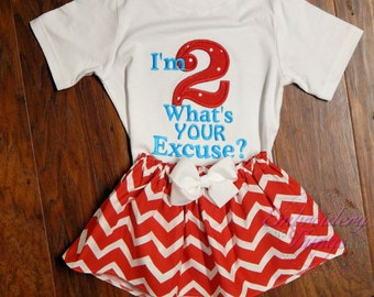 Personalized 2nd Birthday Outfit.., Girls birthday outfit,  Birthday gifts for girls