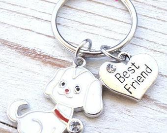 Best Friend, Fur Babies, Dog Keychain