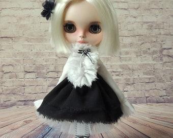 Blythe Dress, Blythe, Blythe Clothes, Blythe Outfit, Doll Clothes, Blythe Doll Clothes