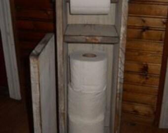 Jamie's Bath Stand 30 H 7X7 inside with adjus. shelf