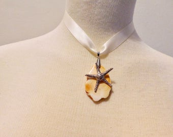 Beach inspired necklace