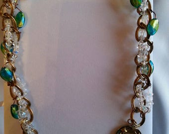 ZENTALL NECKLACE with Horseshoe Clasp