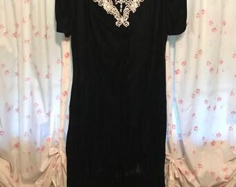 Vintage 1980's Gunne Sax Dress