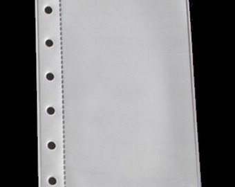 A7 Pocket Envelope folder for Filofax or similar planner