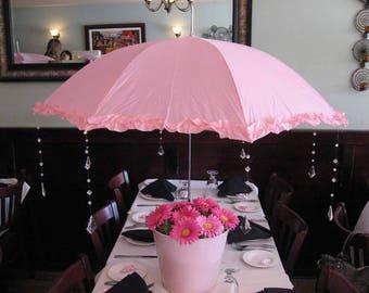 Umbrella centerpiece