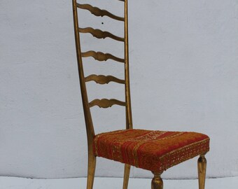 Italian  Chiavari  Accent Chair.