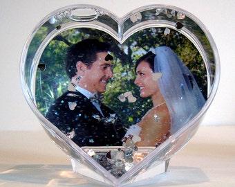 Customised Snow Globe Gift Present