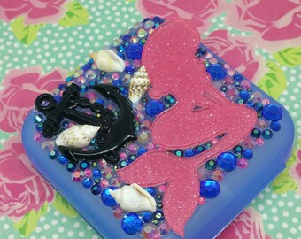 Mermaid Large Pillbox