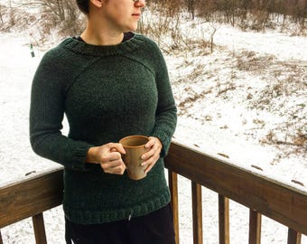 Plain Jane Knitted Sweater