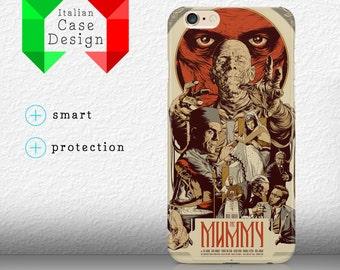 Case Cover The Mummy Film Stephen Sommers Adventure Iphone 4/4S/5/5S/SE/5C/6/6S/6+/6splus Samsung S3/S3neo/S4/S4mini/S5/S5mini/S6/note
