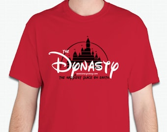 Happiest Place on Earth Tee