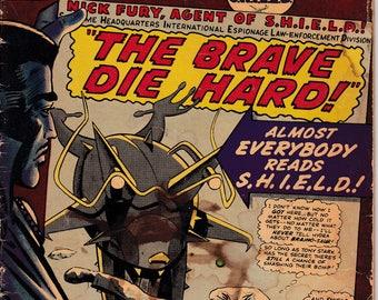 Strange Tales #139, December 1965 Issue - Marvel Comics - Grade G-