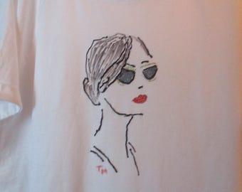 Top, Tank, T-Shirt, for Her, Street Trend, Beachwear, W omen's Clothing, Tops & Tees