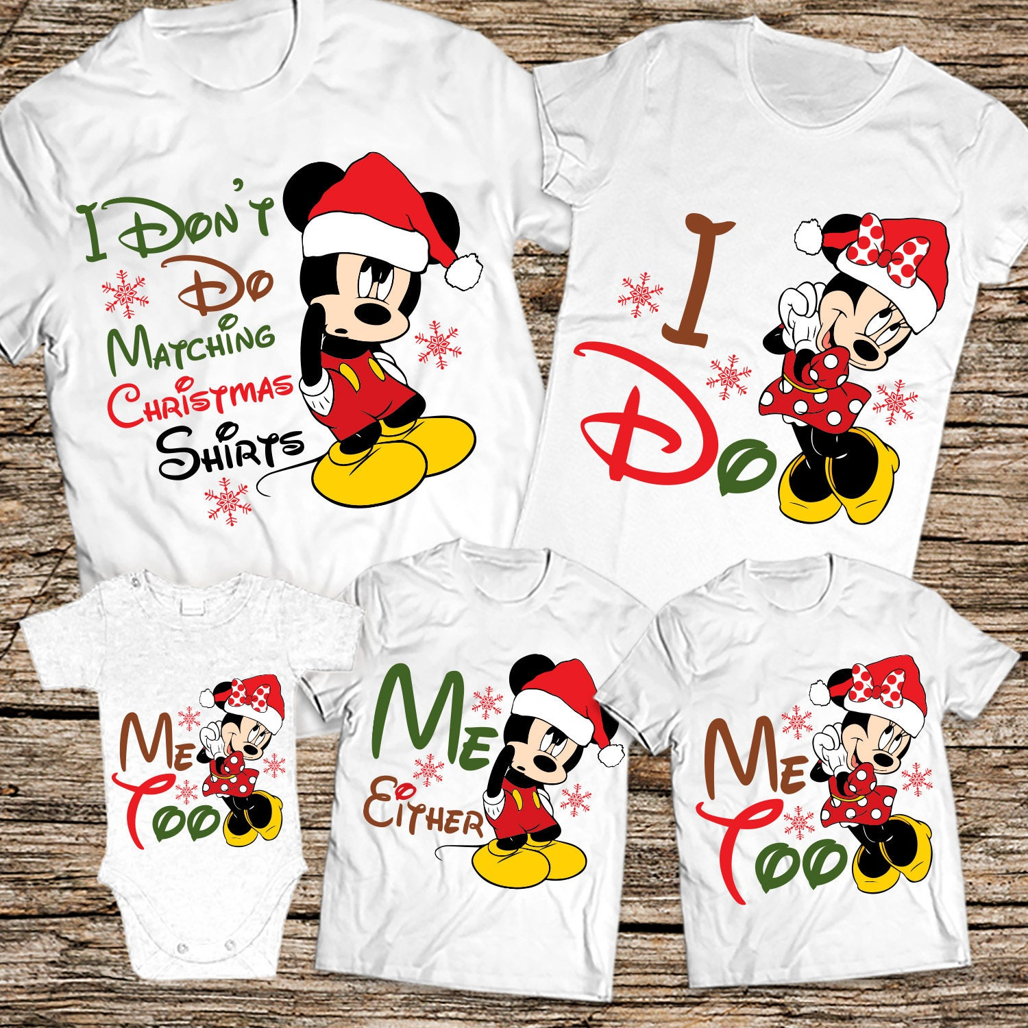 89a2e4e5 Funny Family Christmas T Shirts