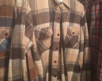 CPO Vintage men's outerwear