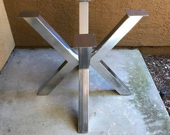 Metal Base for Table