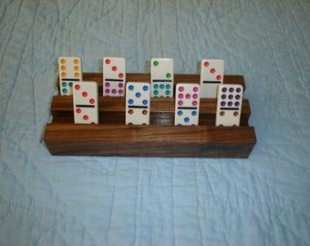 Domino Holders - Set of 4