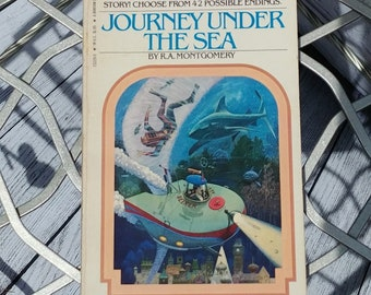 Choose Your Own Adventure Journey Under the Sea Book 2