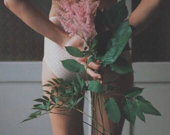 Hipster style Panties by Egretta Garzetta Underwear