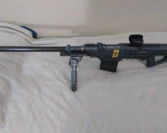 Halo Sniper Rifle fully functional Nerf gun replica