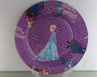 The Shelby Frozen Plate