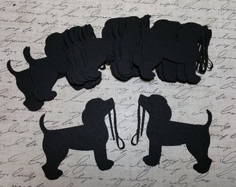 Die Cut Puppies.  #H-44