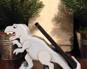 Dinosaur Cell Phone Holder, Phone Stand, iPhone Holder