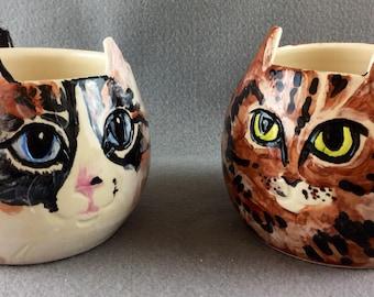 Cute Hadmade Custom Pet Mug