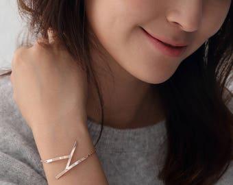 Letter Optional Bracelet Choice PB007