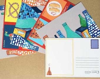 Potteries Postcards