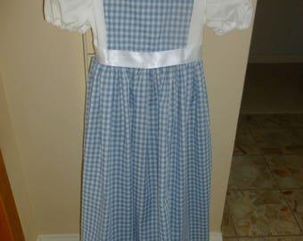 Dorothy costume girl's dress