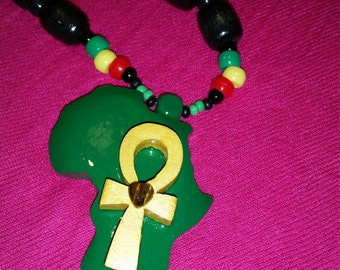 Ankh Of Africa