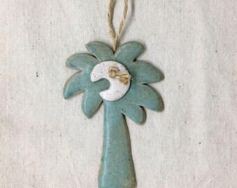 South Carolina Palmetto Ornament