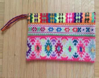 Unique Handmade Peruvian Textile Bag