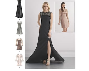 Sewing Pattern for Misses' Special Occasion Dresses and Gown,Simplicity Pattern 8257, NEW PATTERN