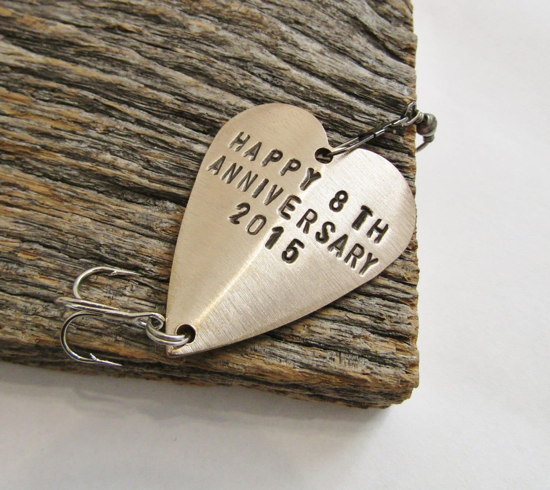 Eighth Anniversary Gift for 8th Wedding Anniversary Bronze
