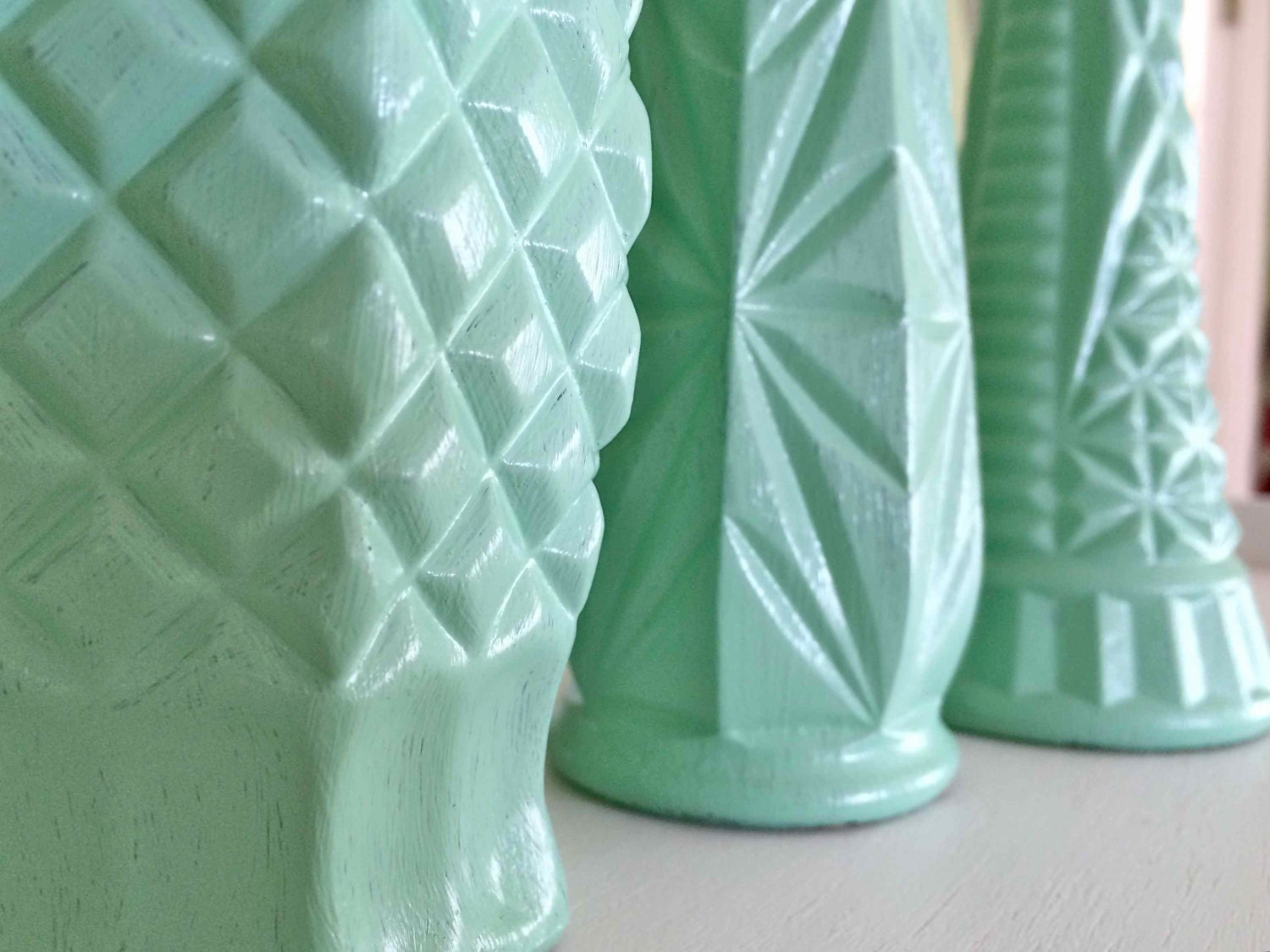 Mint green vases mint green centerpieces mint green bud zoom reviewsmspy