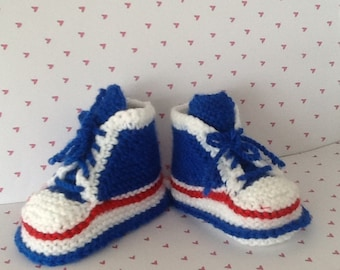 Tennis shoes Newborn Outfit - Baby Shower Gift - Newborn Photo Prop - New Dad Gift Newborn photo props photography boy/girl, New Baby Gift