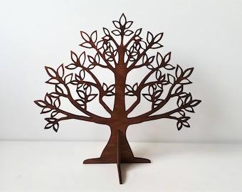 Jewelry tree stand Etsy