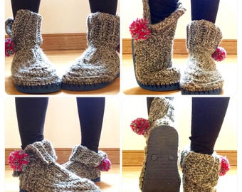 Flipflop house boots/slippers