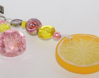 Pink Lemonade Tablecloth Weights Set of 4