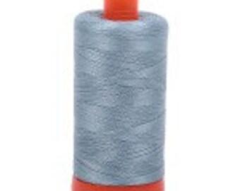 Sugar Paper Aurifil Mako Cotton Thread Color 5008, 50 wt, 1300m, 1 spool