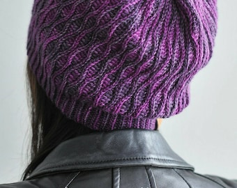 Crochet Berlin Hat (PDF PATTERN)