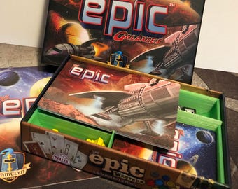 Tiny Epic Galaxies Organizer