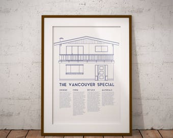 Vancouver Special Print