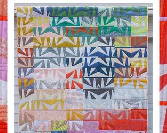 eads Quilt Pattern by Carolyn Friedlander (Paper Pattern)