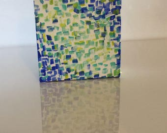 Mini 'Fade' Abstract