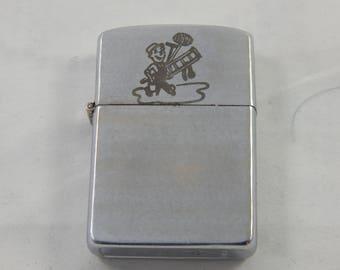 Vintage Advertising Cigarette Lighter
